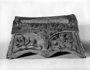 Brooklyn Museum: Rectangular Box with Cover