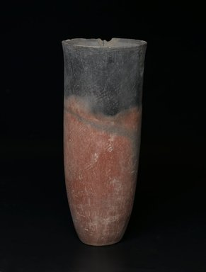 Goblet Shaped Vase, ca. 4400-3100 B.C.E. Clay, 19 x greatest diam. 7 13/16 in. (48.3 x 19.9 cm). Brooklyn Museum, Charles Edwin Wilbour Fund, 09.889.540. Creative Commons-BY