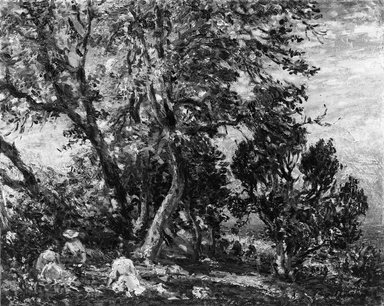 Brooklyn Museum: Under the Trees