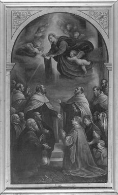 Leandro dal Ponte, called Leandro Bassano and Workshop (Italian, Venetian School, 1557-1622). Two-sided Processional Banner