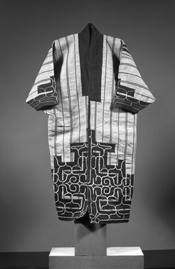 Brooklyn Museum: Man's Robe