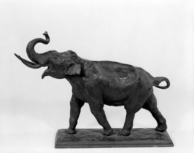 Brooklyn Museum: Elephant, or The Call