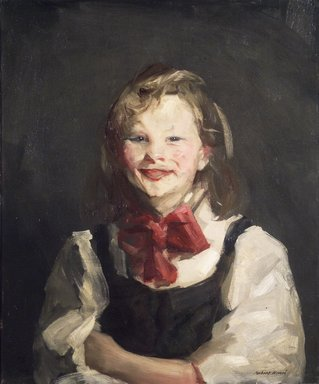 Brooklyn Museum: Laughing Girl