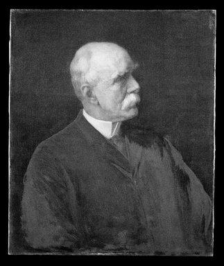 Eleanor Cunningham Bannister (American, 1858-1939). George Callendar Brackett, ca. 1912. Oil on canvas, 30 1/16 x 24 15/16 in. (76.3 x 63.4 cm). Brooklyn Museum, John B. Woodward Memorial Fund, 13.1072