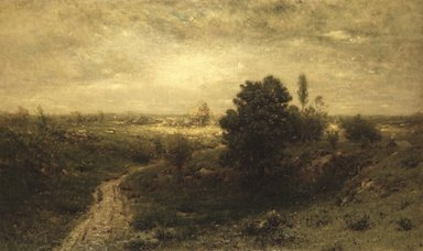 Brooklyn Museum: Keene Valley
