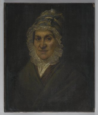 French School. Portrait of an Old Woman, 19th century. Oil on canvas, 23 1/2 x 19 1/2 in. (59.7 x 49.5 cm). Brooklyn Museum, Gift of Charles A. Schieren, 13.67