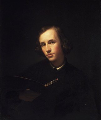 Brooklyn Museum: Self-Portrait
