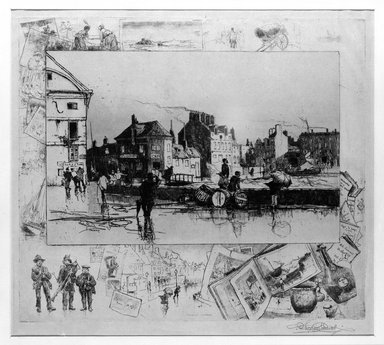 Brooklyn Museum: La Langrand Cafe