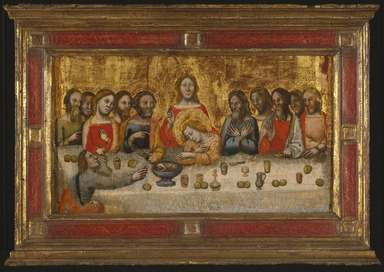 Brooklyn Museum: The Last Supper (Ultima Cena)