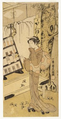 Brooklyn Museum: The Toothbrush Shop, Yanagi-ya