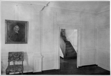 Brooklyn Museum: Three Rooms of the Sewall House
