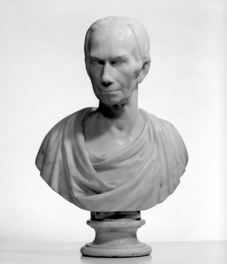 Brooklyn Museum: Bust of Henry Clay
