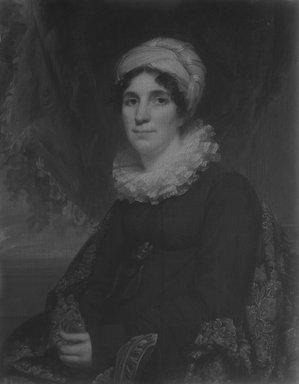 Samuel Lovett Waldo (American, 1783-1861). Mrs. James K. Bogert, Jr., 1819. Oil on canvas, 32 13/16 x 25 13/16 in. (83.3 x 65.5 cm). Brooklyn Museum, Gift of Kittie A. Doolittle, 18.39