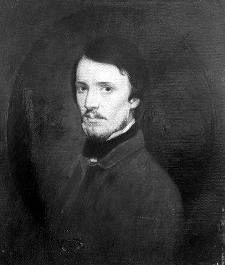 Brooklyn Museum: Study for a Self-Portrait