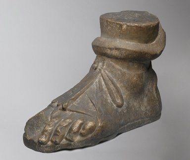 Brooklyn Museum: Colossal Left Foot