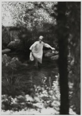 Cindy Sherman (American, born 1954). [Untitled Film Still], 1979. Gelatin silver photograph, Image: 6 3/4 x 9 1/2 in. (17.1 x 24.1 cm). Brooklyn Museum, Anonymous gift in memory of Jack Boulton, 1989.30.35. © Cindy Sherman. Courtesy of the artist and Metro Pictures