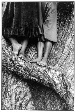 Graciela Iturbide (Mexican, born 1942). La Ascensión (The Ascension), Chalma, State of Mexico, 1984. Gelatin silver photograph, Sheet: 14 x 11 in. (35.6 x 27.9 cm). Brooklyn Museum, Gift of Marcuse Pfeifer, 1990.119.31. © Graciela Iturbide