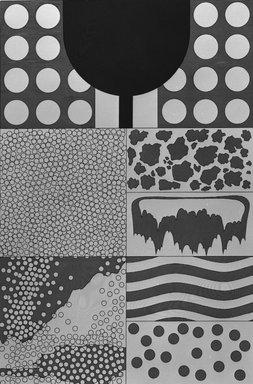 Matt Mullican (American, born 1951). Boiler, 1988. Etching with 16 gauge copper plates, sheet: 22 x 15 1/8 in. (55.9 x 38.4 cm). Brooklyn Museum, Frank L. Babbott Fund, 1990.125.15. © Matt Mullican