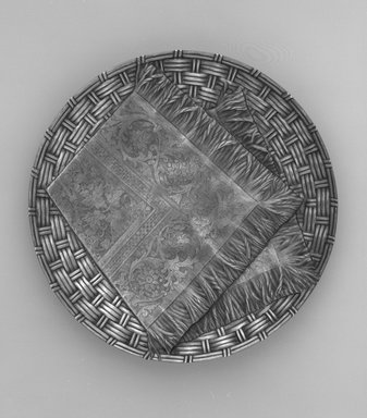 Kennard & Jenks (1875-1880). Tazza, ca. 1878. Silver, height: 1 3/4 in. (4.4 cm); diameter: 10 1/2 in. (26.7 cm). Brooklyn Museum, A. Augustus Healy Fund, Carll H. de Silver Fund and Gift of Daniel Morris and Denis Gallion, 1990.194.8. Creative Commons-BY