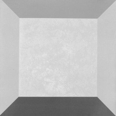 Miriam Schapiro (American, 1923-2015). Untitled, n.d. Silkscreen, 50 1/4 x 12 in. Brooklyn Museum, Gift of Harry Kahn, 1990.46.6a-d. © Miriam Schapiro