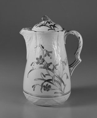 Brooklyn Museum: Coffee Pot