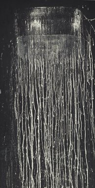 Pat Steir (American, born 1940). Long Vertical Falls #2, 1991. Soapground and spit bite aquatint etching on paper, sheet: 53 1/4 x 30 in. (135.3 x 76.2 cm). Brooklyn Museum, Carll H. de Silver Fund, 1991.120.2. © Pat Steir