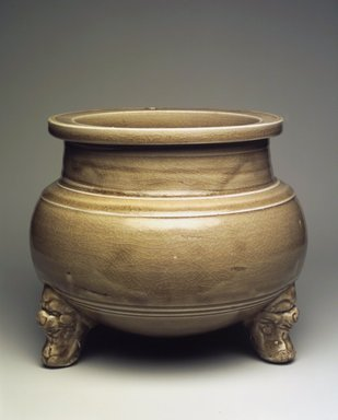Brooklyn Museum: Tripod Censer
