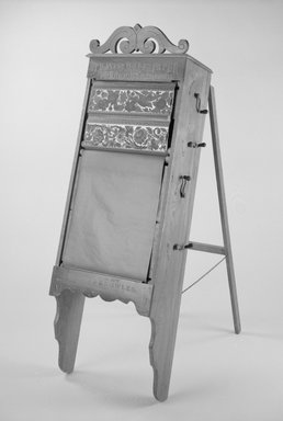 Brooklyn Museum: Wallpaper and Border Exhibitor