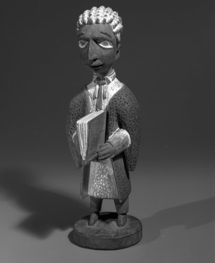 Figure of a Barrister