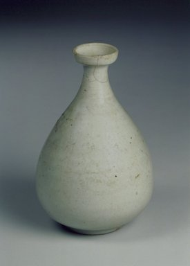 Bottle, late 19th-early 20th century. Porcelain, Height: 6 9/16 in. (16.7 cm). Brooklyn Museum, Gift of the Estate of Charles A. Brandon, 1991.74.32. Creative Commons-BY