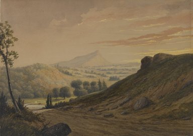 Brooklyn Museum: New England Scenery