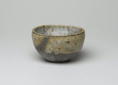 Takaezu Toshiko (American, born 1929). Tea Bowl, 20th Century. Stoneware, brown stoneware, 3 x 5 1/8 in. (7.6 x 13 cm). Brooklyn Museum, Gift of Robert S. Anderson, 1993.185.2. Creative Commons-BY