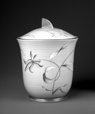 Brooklyn Museum: Covered Jar