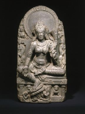 Brooklyn Museum: Seated Tara
