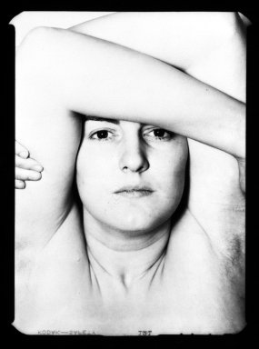 Harry Callahan (American, 1912-1999). Eleanor, 1949. Gelatin silver photograph, 8 x 10 in.  (20.3 x 25.4 cm). Brooklyn Museum, Purchased with funds given by the Horace W. Goldsmith Foundation, Ardian Gill, the Coler Foundation, Harry Kahn, and Mrs. Carl L. Selden, 1995.76.1. © The Estate of Harry Callahan, Courtesy Pace/MacGill Gallery, New York