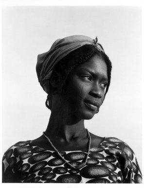 Margo Davis (American, born 1944). Ladi, Nigerian Girl, Nigeria, 1981. Gelatin silver photograph, image: 13 1/8 x 10 1/2 in. (33.3 x 26.7 cm). Brooklyn Museum, Gift of Lucanna Grey, 1996.108.1. © Margo Davis