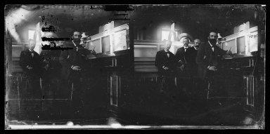 George Bradford Brainerd (American, 1845-1887). Register's Office, City Hall, Brooklyn, ca. 1872-1887. Collodion silver glass wet plate negative Brooklyn Museum, Brooklyn Museum/Brooklyn Public Library, Brooklyn Collection, 1996.164.2-1045