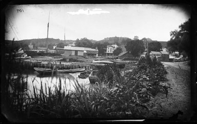 George Bradford Brainerd (American, 1845-1887). Northport, Long Island, ca. 1872-1887. Collodion silver glass wet plate negative Brooklyn Museum, Brooklyn Museum/Brooklyn Public Library, Brooklyn Collection, 1996.164.2-109