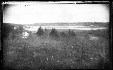 George Bradford Brainerd (American, 1845-1887). Huntington, Long Island, ca. 1872-1887. Collodion silver glass wet plate negative Brooklyn Museum, Brooklyn Museum/Brooklyn Public Library, Brooklyn Collection, 1996.164.2-128