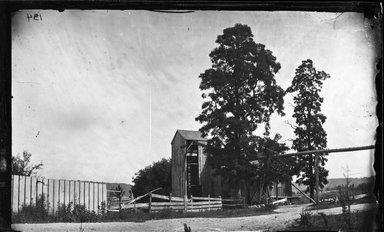 George Bradford Brainerd (American, 1845-1887). Little Mill, Centerport, Long Island, ca. 1872-1887. Collodion silver glass wet plate negative Brooklyn Museum, Brooklyn Museum/Brooklyn Public Library, Brooklyn Collection, 1996.164.2-134