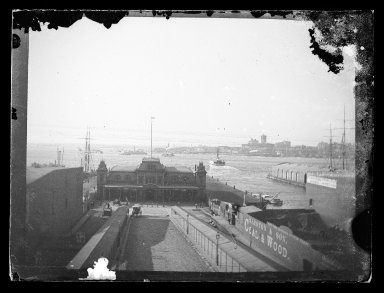 Brooklyn Museum: From Montague Terrace, Brooklyn