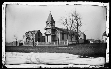 Brooklyn Museum: Reformed Mission, Flatbush, Brooklyn