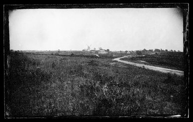 George Bradford Brainerd (American, 1845-1887). View from the West, Hayground, Long Island, 1879. Collodion silver glass wet plate negative Brooklyn Museum, Brooklyn Museum/Brooklyn Public Library, Brooklyn Collection, 1996.164.2-235