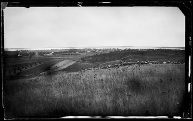 George Bradford Brainerd (American, 1845-1887). Orient from Hills, ca. 1872-1887. Collodion silver glass wet plate negative Brooklyn Museum, Brooklyn Museum/Brooklyn Public Library, Brooklyn Collection, 1996.164.2-338