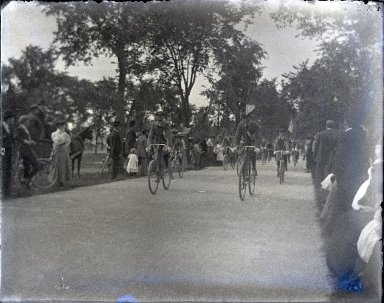 Brooklyn Museum: Opening of Coney Island Cycle Path