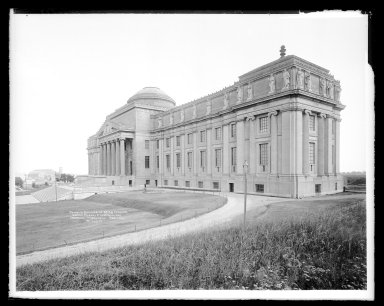 Brooklyn Museum: Brooklyn Museum of Art and Sciences