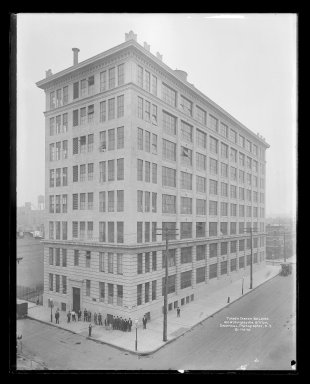 Brooklyn Museum: Turner Carter Building, 410 Willoughby Avenue, Brooklyn