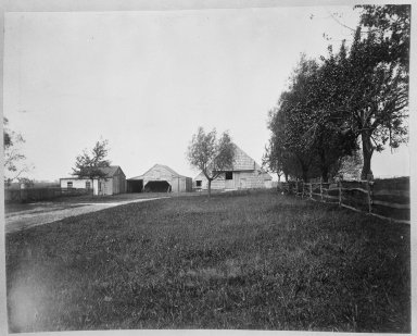 Breading G. Way (American, 1860-1940). [Untitled], ca. 1888. Cellulose nitrate negative Brooklyn Museum, Brooklyn Museum/Brooklyn Public Library, Brooklyn Collection, 1996.164.9-26