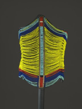 Brooklyn Museum: Man's Corset
