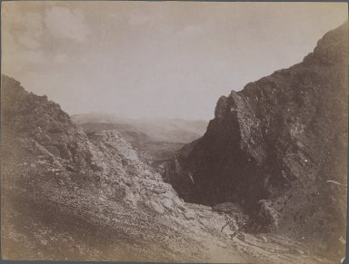 [Untitled], One of 274 Vintage Photographs, late 19th-early 20th century. Photograph, 6 3/16 x 8 1/4 in. (15.7 x 21 cm). Brooklyn Museum, Purchase gift of Leona Soudavar in memory of Ahmad Soudavar, 1997.3.161
